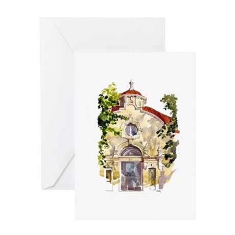 Highlands United Methodist Greeting Card