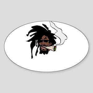 Ragga Spliff - 101 Sticker