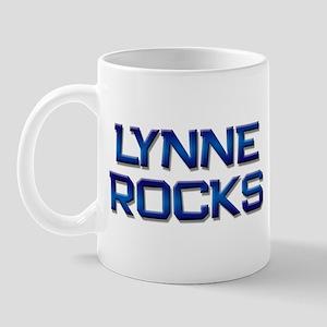 lynne rocks Mug
