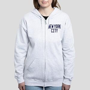 NYC Lennon Women's Zip Hoodie