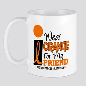 I Wear Orange For My Friend 9 KC Mug
