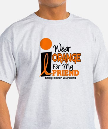 I Wear Orange For My Friend 9 KC T-Shirt