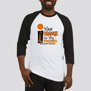 I Wear Orange For My Friend 9 KC Baseball Jersey