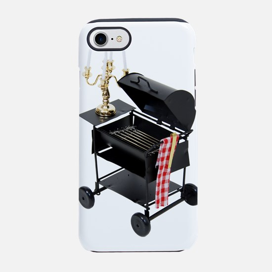 CookCandelight031309.png iPhone 7 Tough Case