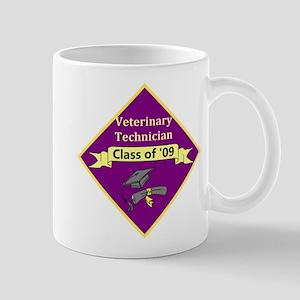 Vet Tech Grad Mug