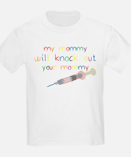 Knockout Mommy T-Shirt