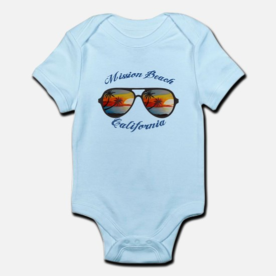 California - Mission Beach Body Suit