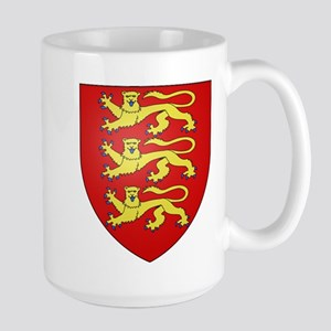 House of Plantagenet Large Mug