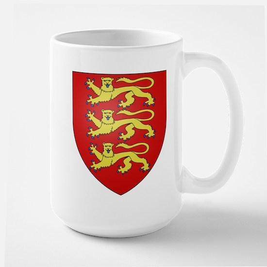 House of Plantagenet Large Mug