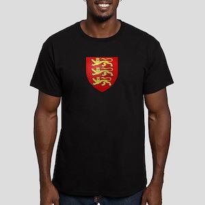 House of Plantagenet Men's Fitted T-Shirt (dark)