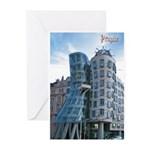 Czech Republic Greeting Cards (Pk of 10)