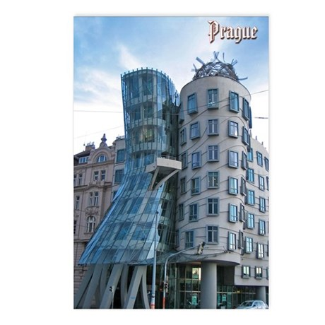 Czech Republic Postcards (Package of 8)