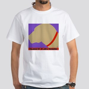 Yellow Lab Profile T-Shirt w/Logo