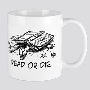 Read or die Mug