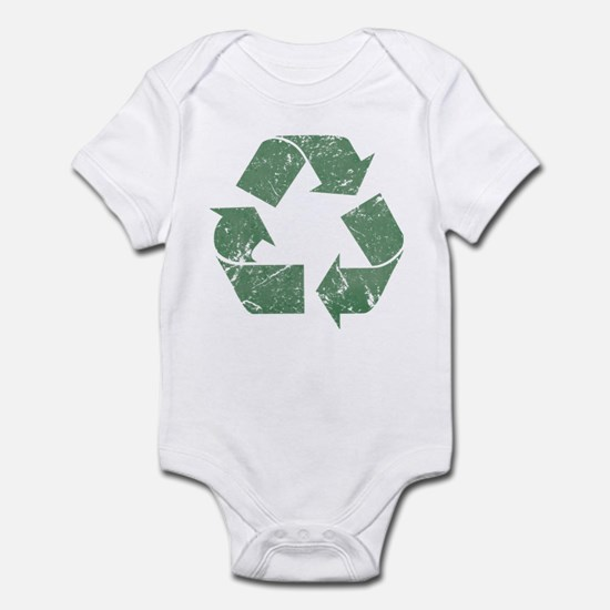 Vintage Recycle Infant Bodysuit