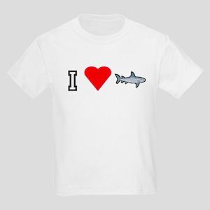 Sharks Kids Light T-Shirt