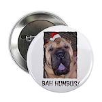 BAH HUMBUG HUMOROUS 2.25