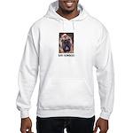 BAH HUMBUG HUMOROUS Hooded Sweatshirt