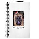 BAH HUMBUG HUMOROUS Journal