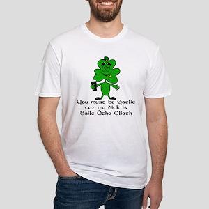 Singirl Irish Fitted T-Shirt