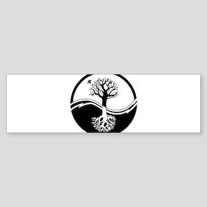 Reiki Tree Bumper Sticker