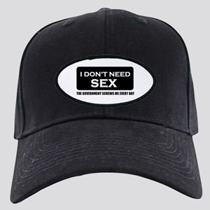 POLITICAL Black Cap