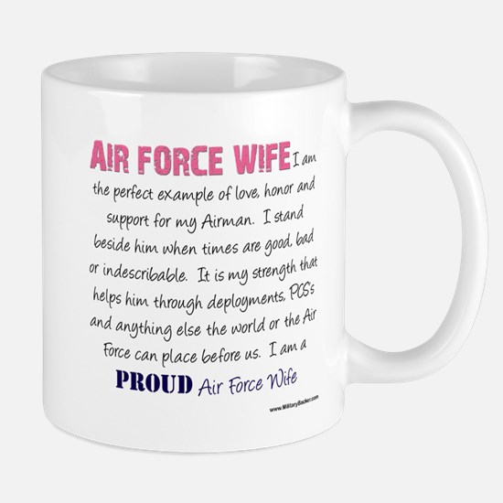 I Am...Air Force Wife Mug