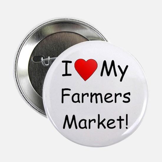 Heart Farmers Market Button
