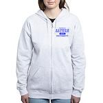 Saturn University Property Women's Zip Hoodie