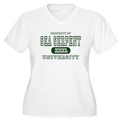 Sea Serpent University T-Shirt