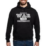 War University T-Shirts Hoodie (dark)