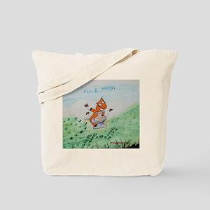 Potter's Tote Bag