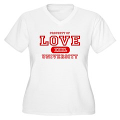 Love University Property T-Shirt
