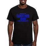 Hamburger University Men's Fitted T-Shirt (dark)