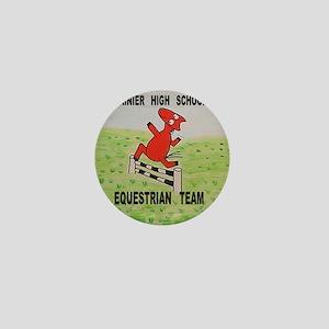 Rainier Equestrian Mini Button