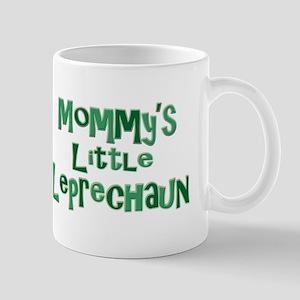 Mommy's Leprechaun Mug