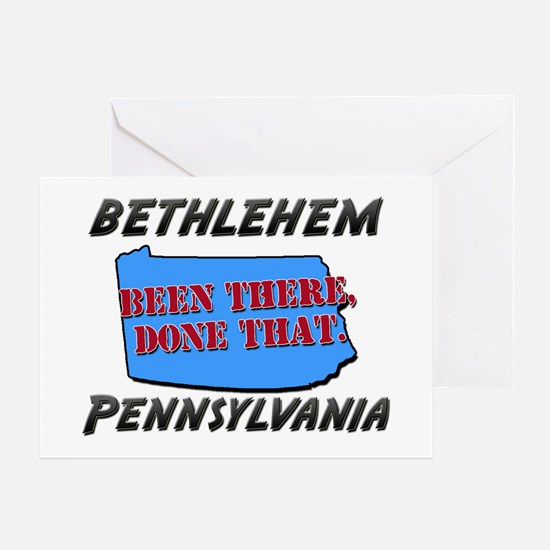 bethlehem pennsylvania - been there, done that Gre