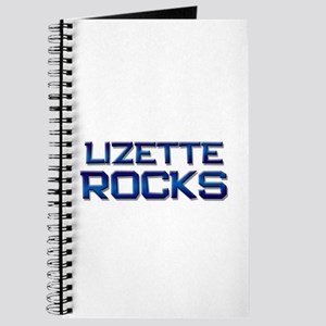 lizette rocks Journal