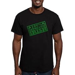 100 Percent Authentic Irish T