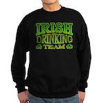 Irish Drinking Team Sweatshirt (dark)