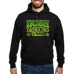 Irish Drinking Team Hoodie (dark)