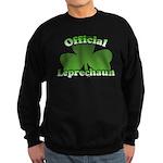 Official Leprechaun Sweatshirt (dark)