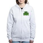 Official Leprechaun Women's Zip Hoodie