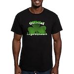 Official Leprechaun Men's Fitted T-Shirt (dark)
