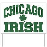 Chicago Irish Yard Sign