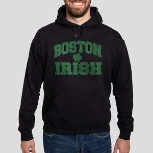 Boston Irish Hoodie (dark)