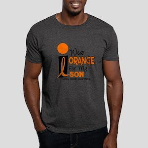 I Wear Orange For My Son 9 KC Dark T-Shirt