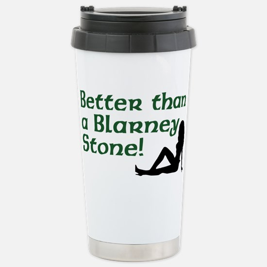 Better than a Blarney Stone Stainless Steel Travel