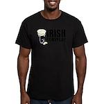 Irish Foreplay Beer Men's Fitted T-Shirt (dark)