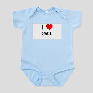 I LOVE GAEL Infant Creeper
